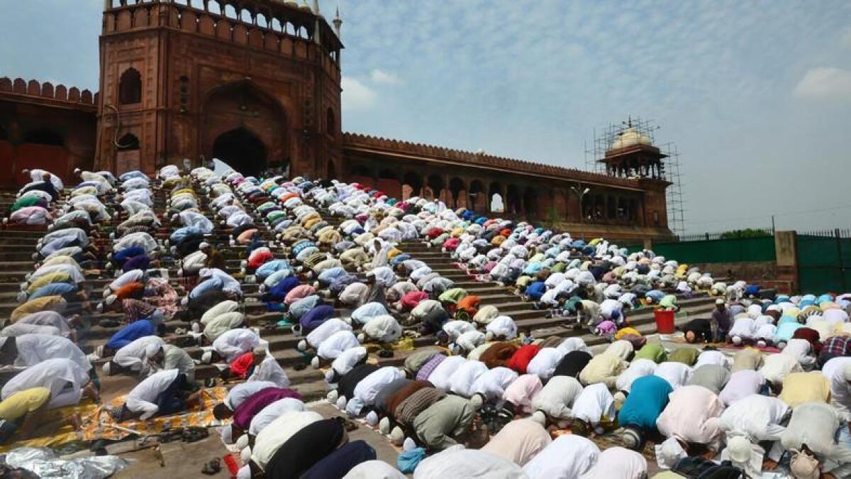 Two Ramadan dates announced in India, Pakistan