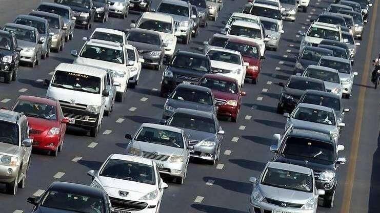 Traffic, accidents, dubai traffic