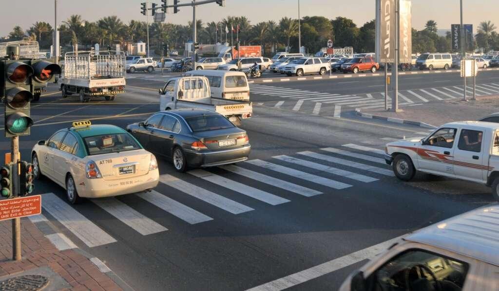 Dubai roads, Dubai Womens Tour, RTA, traffic, road closure