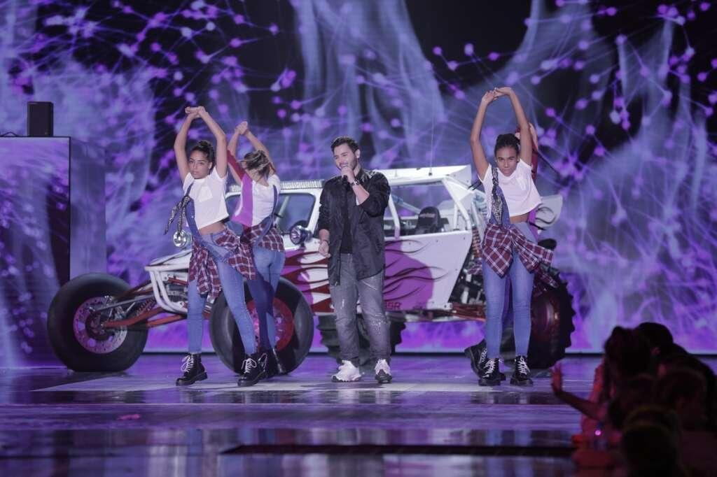 al-Waleed Hallani enjoyed the Nickelodeon Kids Choice Awards in Abu Dhabi