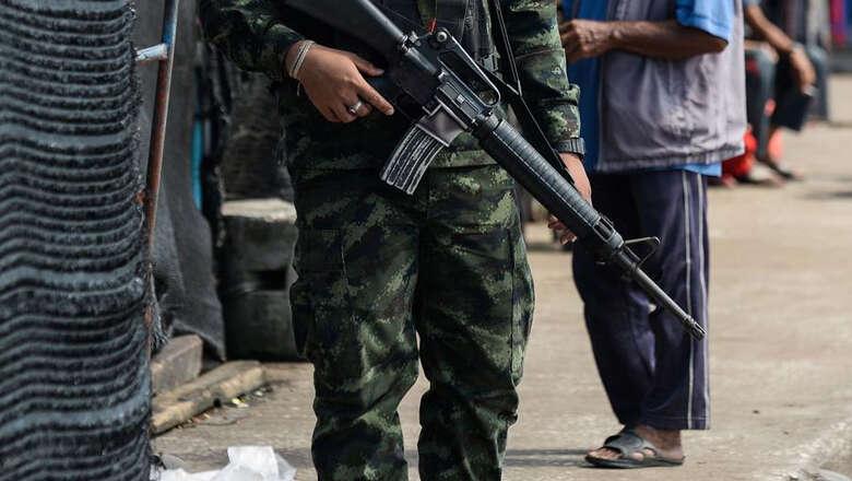 thai soldier, kills, 12, shooting, rampage, bangkok, Nakhon Ratchasima