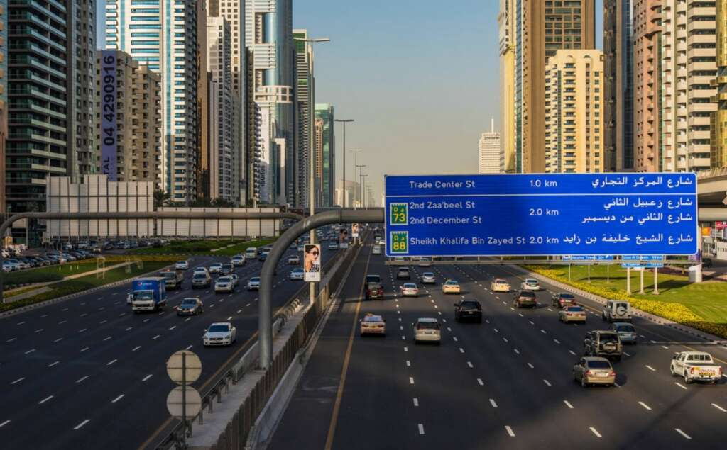 Fine discount brings safe drivers out of UAE residents