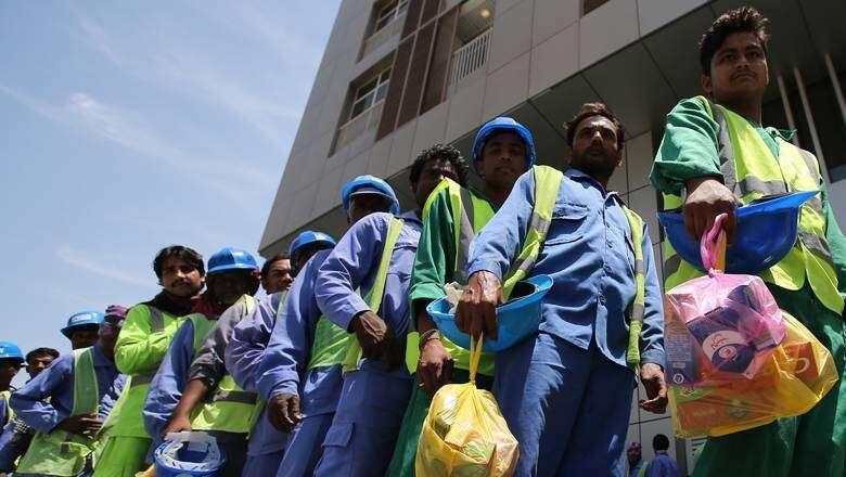 labourers, covid-19, coronavirus, screening, accommodation