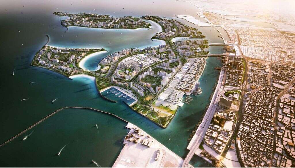 Nakheel starts work on Dh5b new 20-tower community at Deira Islands