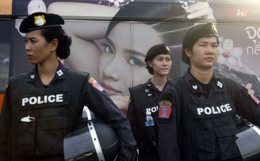 10 Indian arrested in Thailand for fake marriages