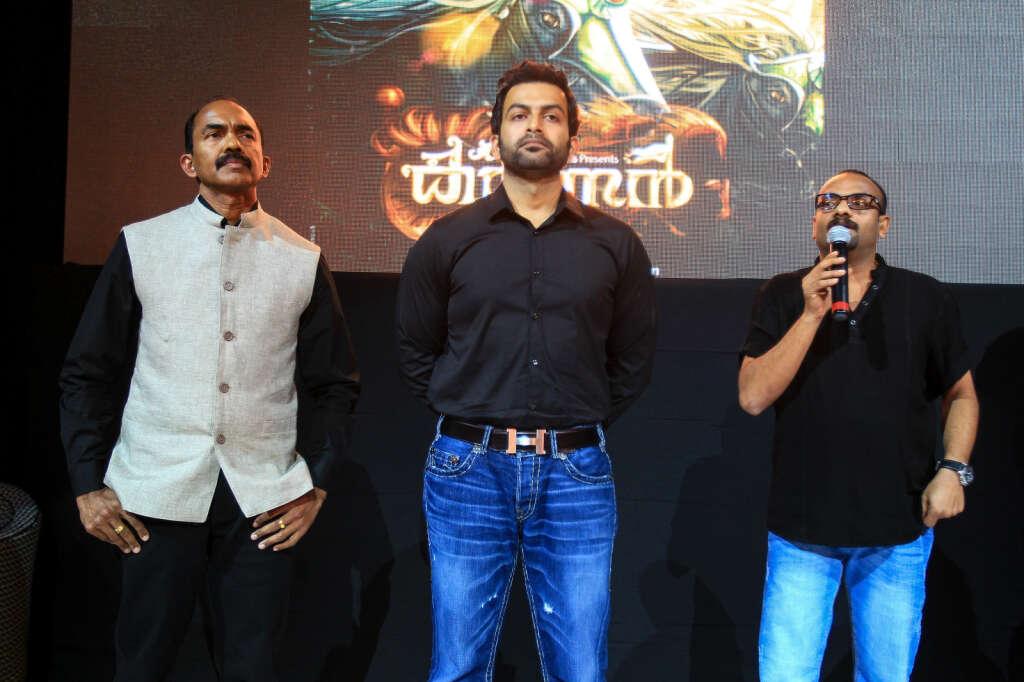 Karnan: Biggest, most expensive Malayalam film
