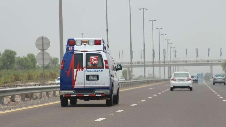 Dubai announces fees for ambulance services