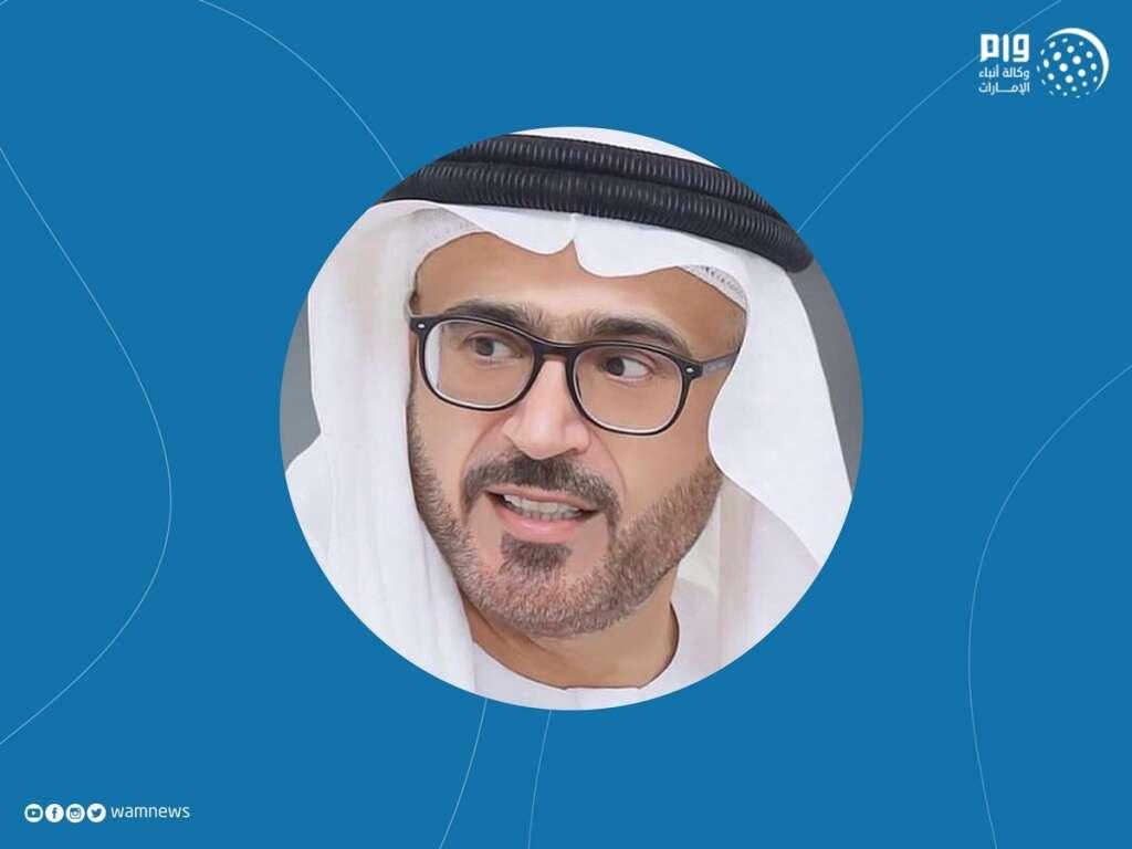 Sheikh Khalifa, issues, decree, promoting, Dr Jamal Sanad Al Suwaidi, rank, Minister, UAE