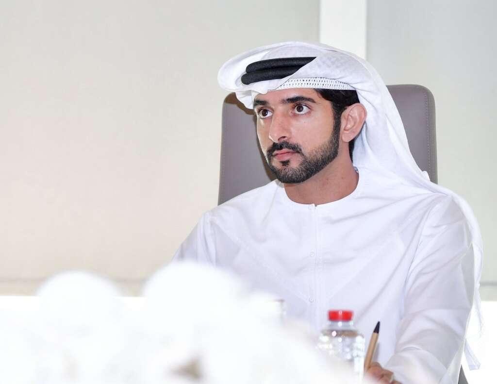 Sheikh Hamdan, Day For Dubai, volunteer