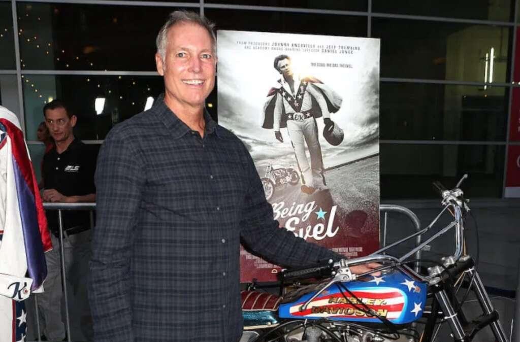 Evel Knievel, Kelly Knievel, Disney, Hollywood