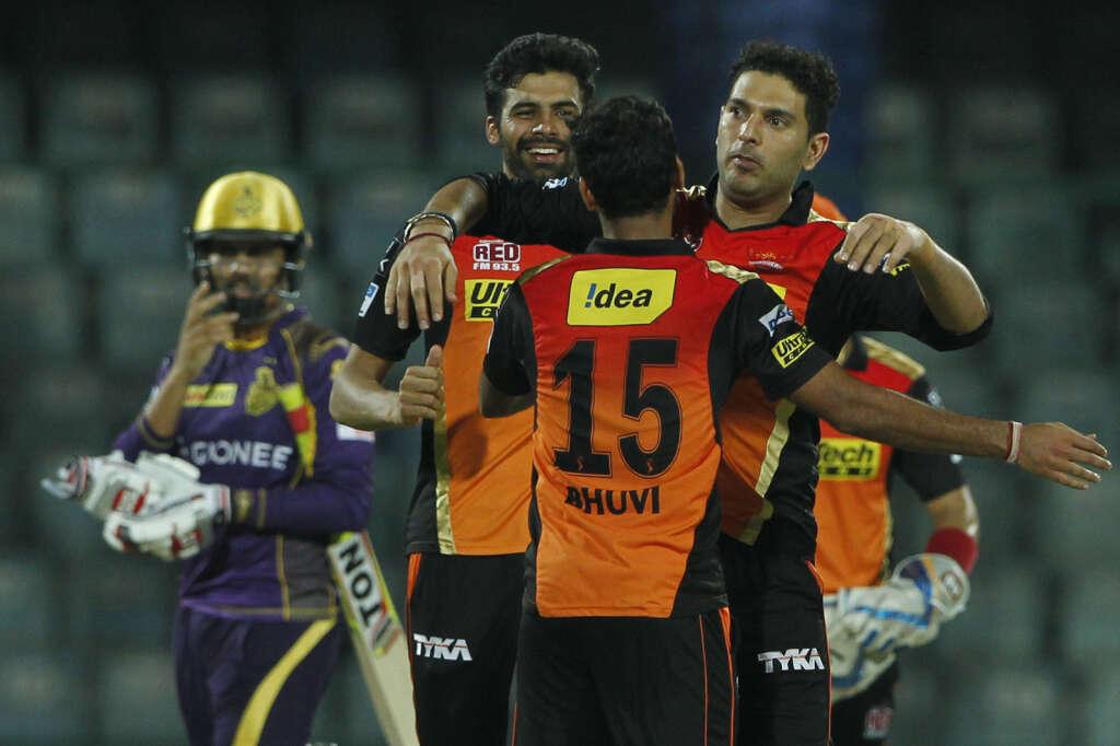 IPL: Sunrisers Hyderabad to meet Gujarat Lions in semis