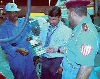 Pre-rain safety drive succeeds in Abu Dhabi