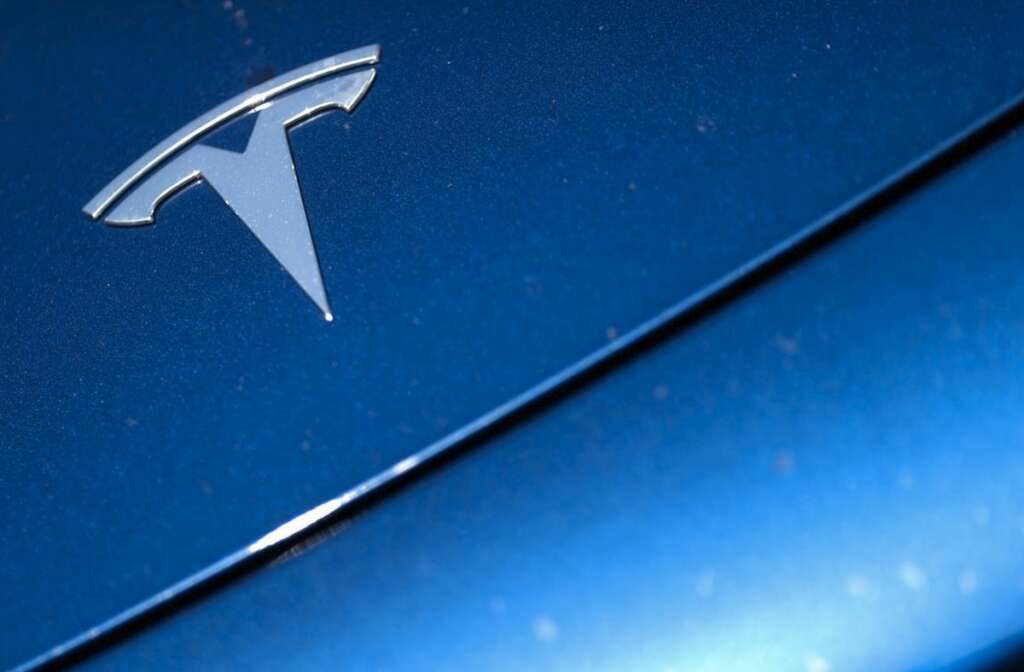 Tesla, stock, Wall Street