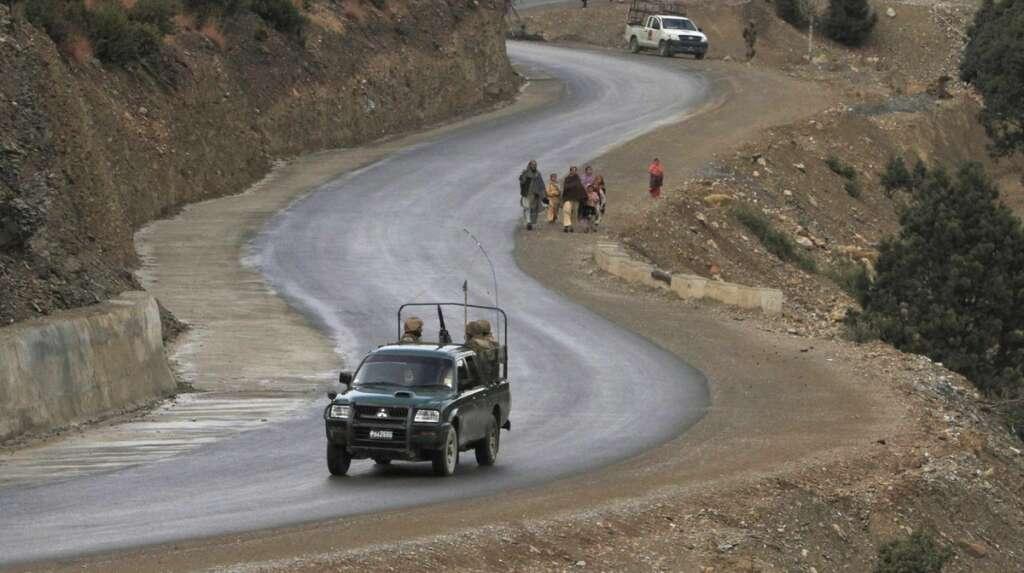 Pakistan, Afghan