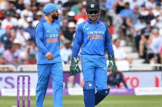 WhyMS Dhoni gave up team captainrole to Virat Kohli