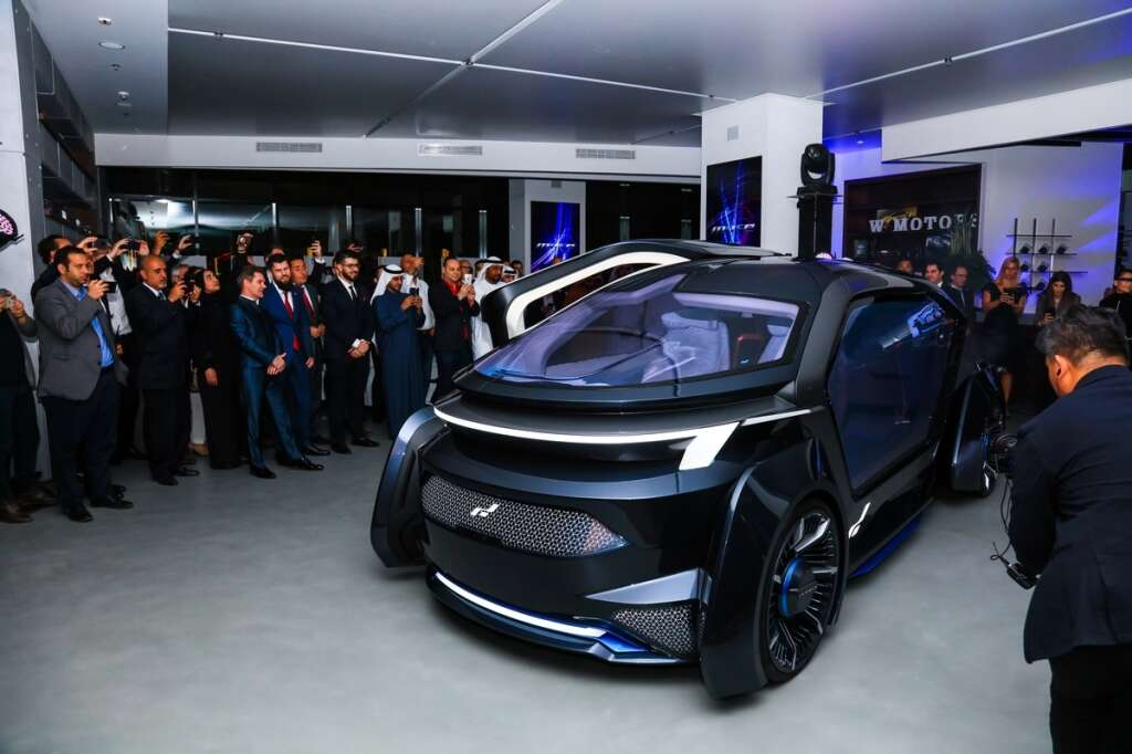 First self-driving car made in UAE to hit the roads soon