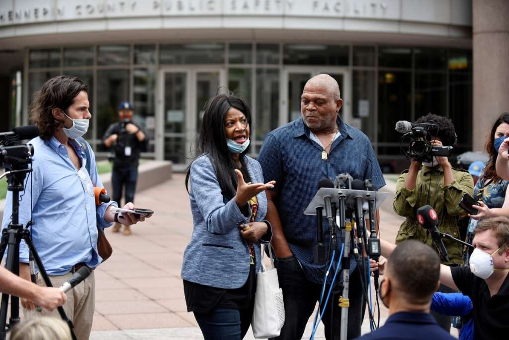 Minneapolis, judge, trial date, four ex-police officers, charged, murder, African-American, George Floyd
