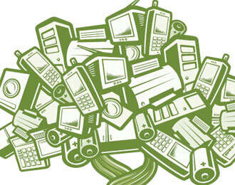New regulations are coming up to deal with e-waste