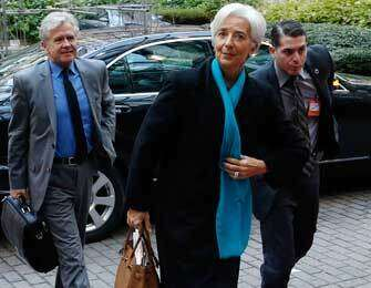 Eurozone-IMF save Greece with new debt deal