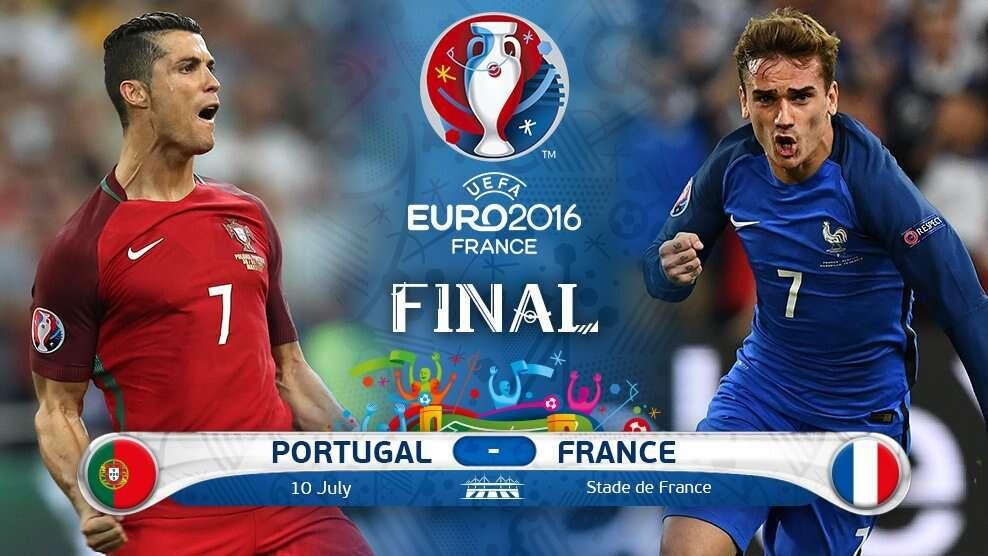 France, Portugal head for Euro 2016 final showdown