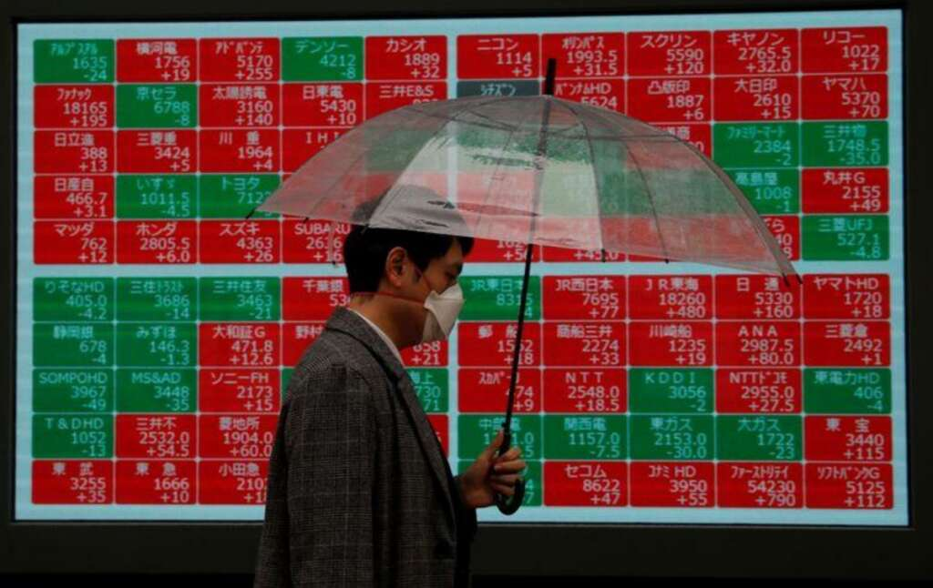 China, China data, World shares