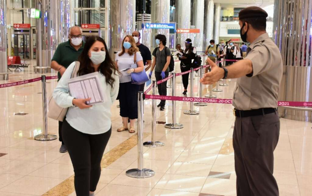 Dubai, international airlines