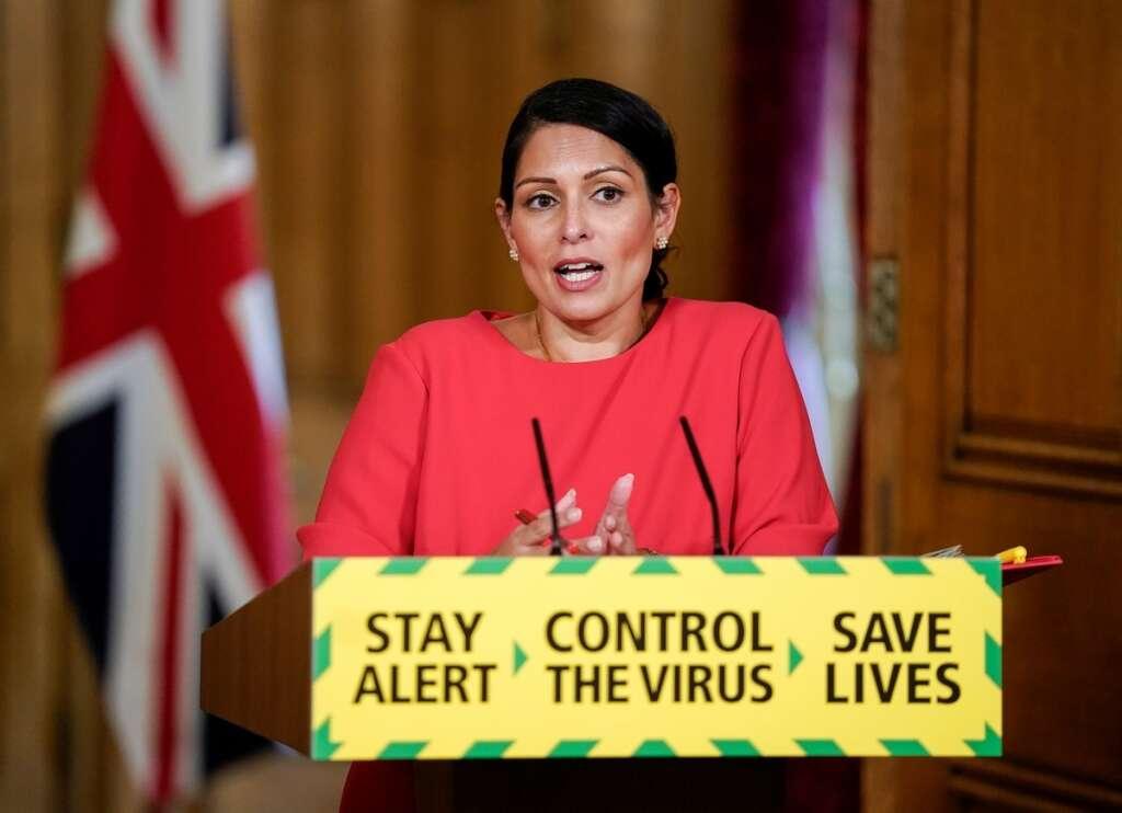 Britain, quarantine, 14 days, international arrivals, except Ireland, curb, spread, coronavirus, Covid-19