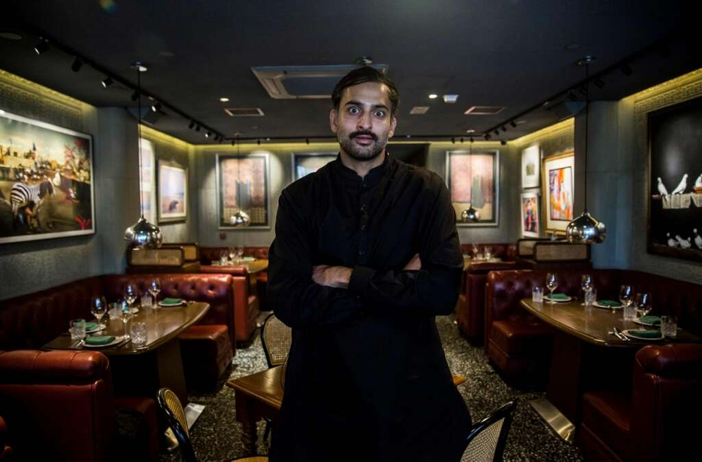 Video: How Pakistani food helped chef secure 'Michelin star
