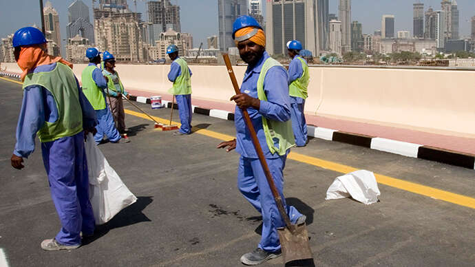 High prevalence of NCDs among Indian workers in GCC