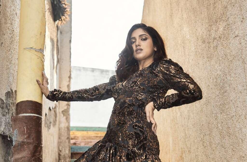 Bhumi Pednekar, Bollywood actress, twitter, social media