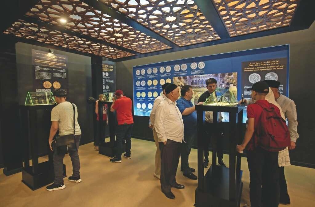 Rare coins in Abu Dhabi speak of Islam's tolerance - News | Khaleej Times