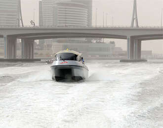 Marine transport users expected to rise to 14m