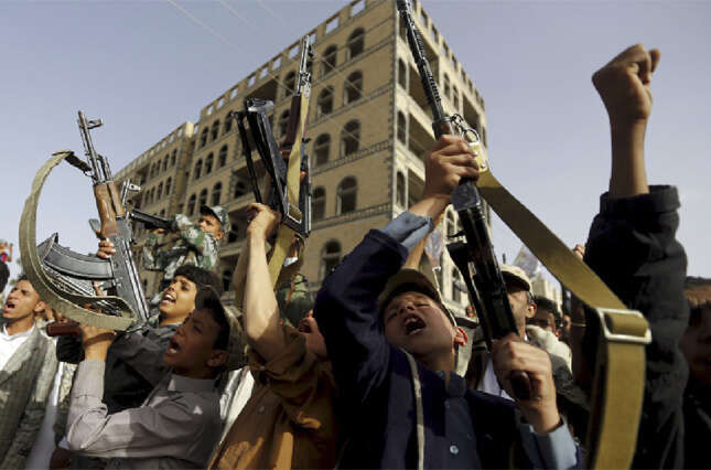 Saudis frustrated with Pakistan's decision to stay away from Yemen