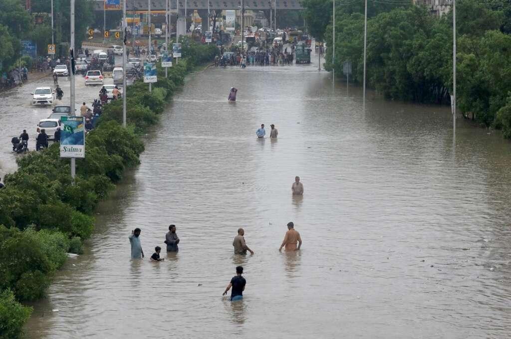 Pakistan, rain, deaths