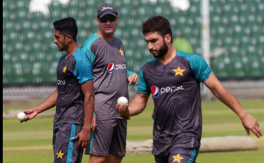 Pakistan are still a work in progress: Arthur