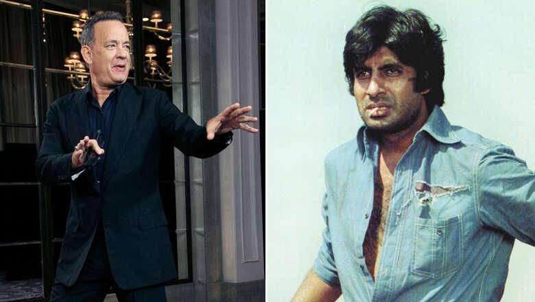 Indian movies were Big B running around in his glasses: Tom Hanks