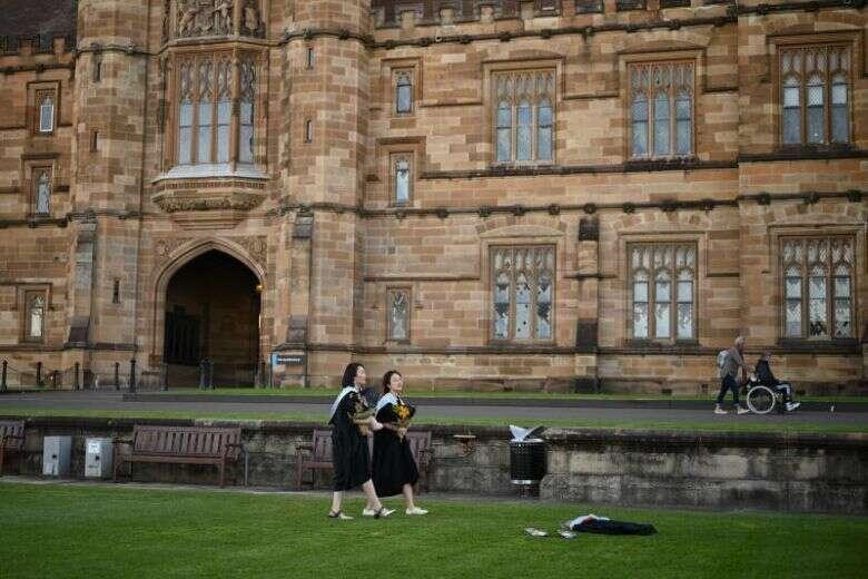Australia, probe, universities