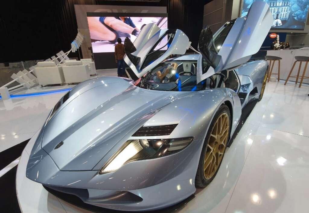 Dubai Motor Show, Dubai, Auto, Dubai International Motor Show