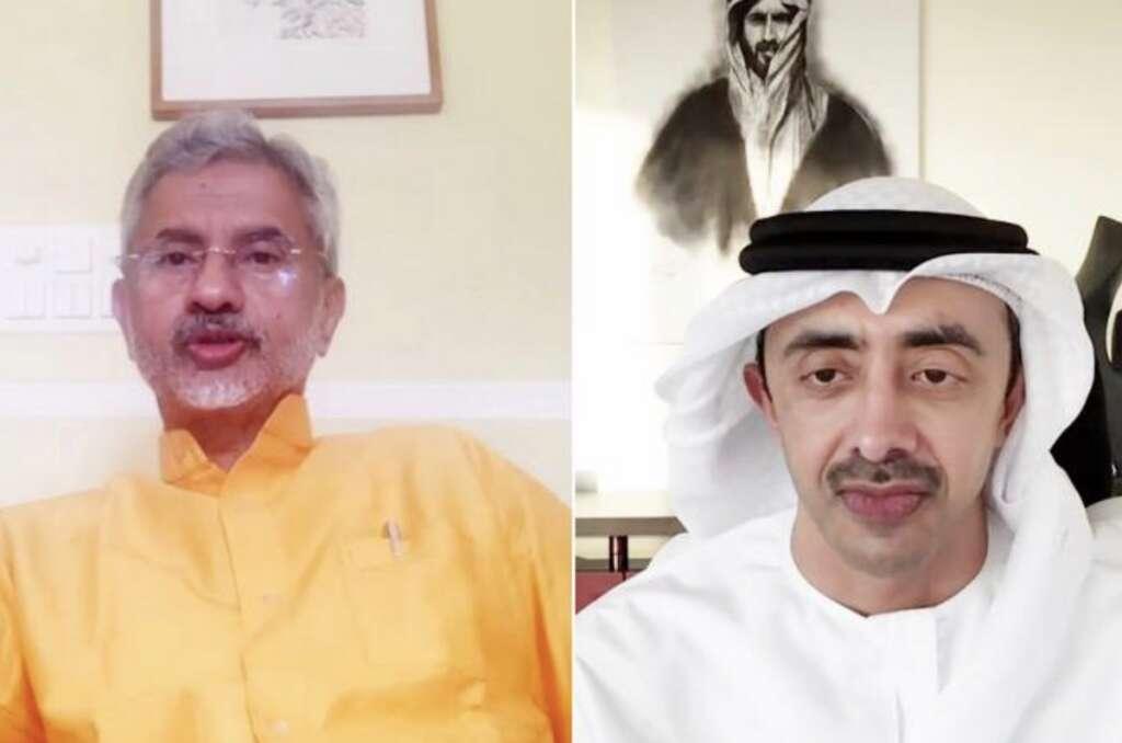 UAE, India, Covid-19, Emirati-Indian strategic relations