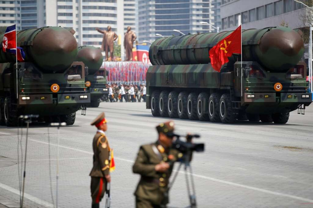 North Korea, nuclear, weapons, programme, developed, nuclear devices, ballistic missiles, United Nations, report