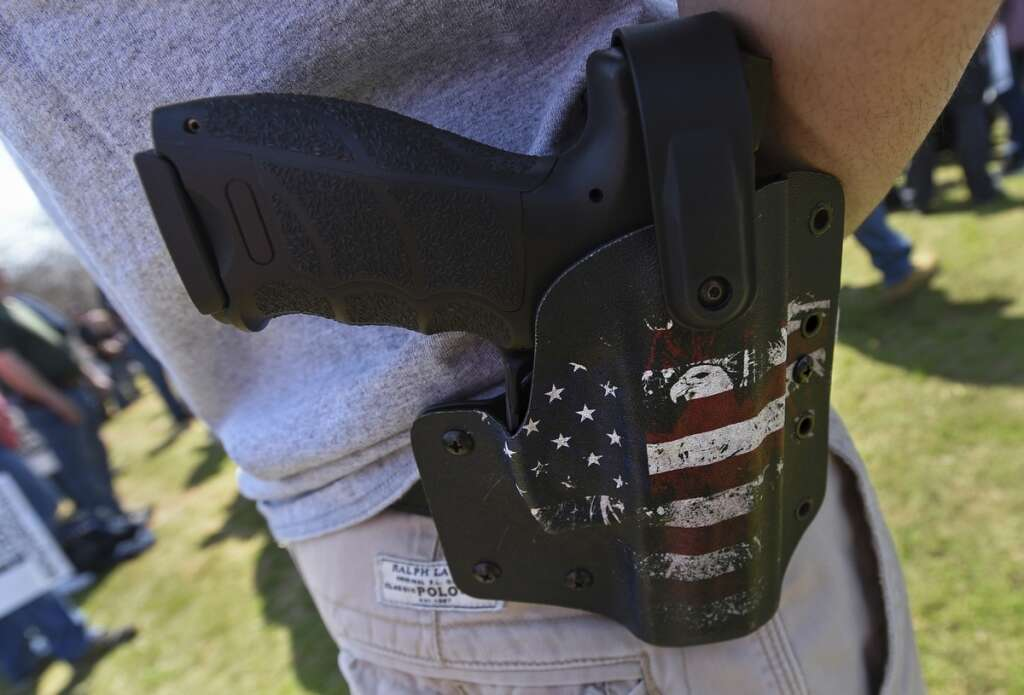 Shooter arrested during marathon in San Diego