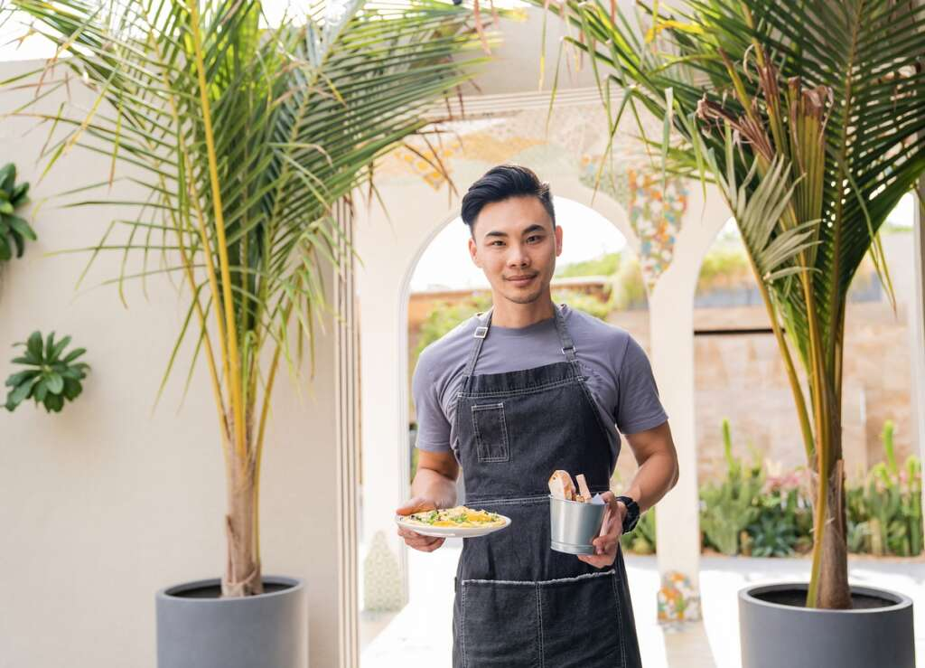 Chefs are some of the most hardworking, creative and passionate professionals: Eugene Gan