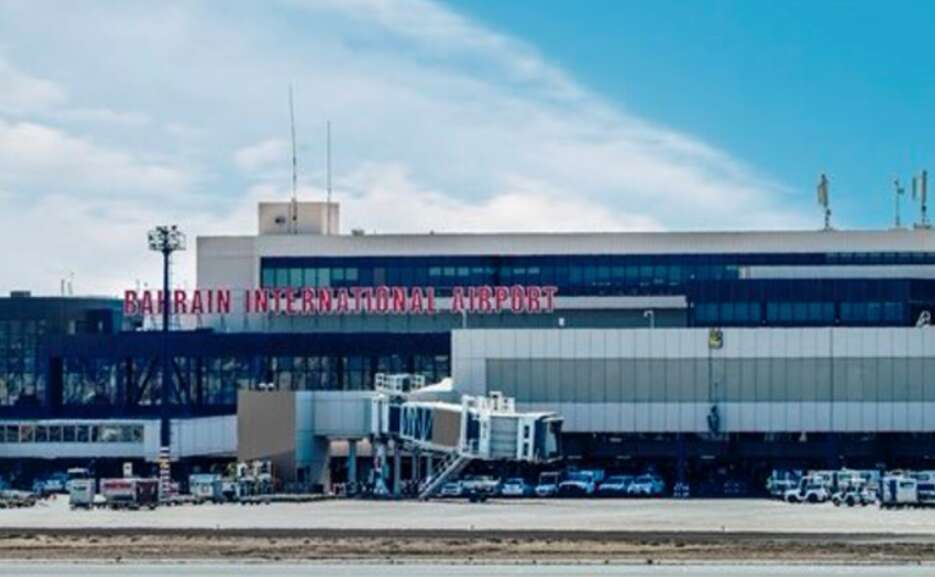 coronavirus, covid-19, bahrain, dubai international airport, sharjah international airport, suspension of flights