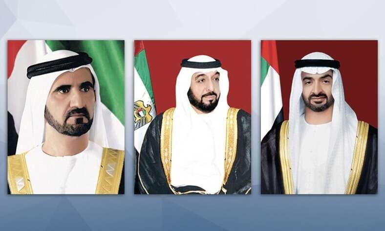 UAE, leaders, stem cell, treatment, coronavirus, Covid-19, Abu Dhabi Stem Cell Center