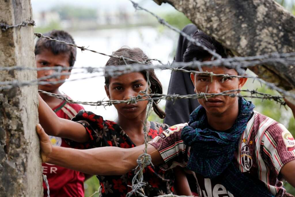 Unwanted Rohingya refugees face threats in India and Nepal