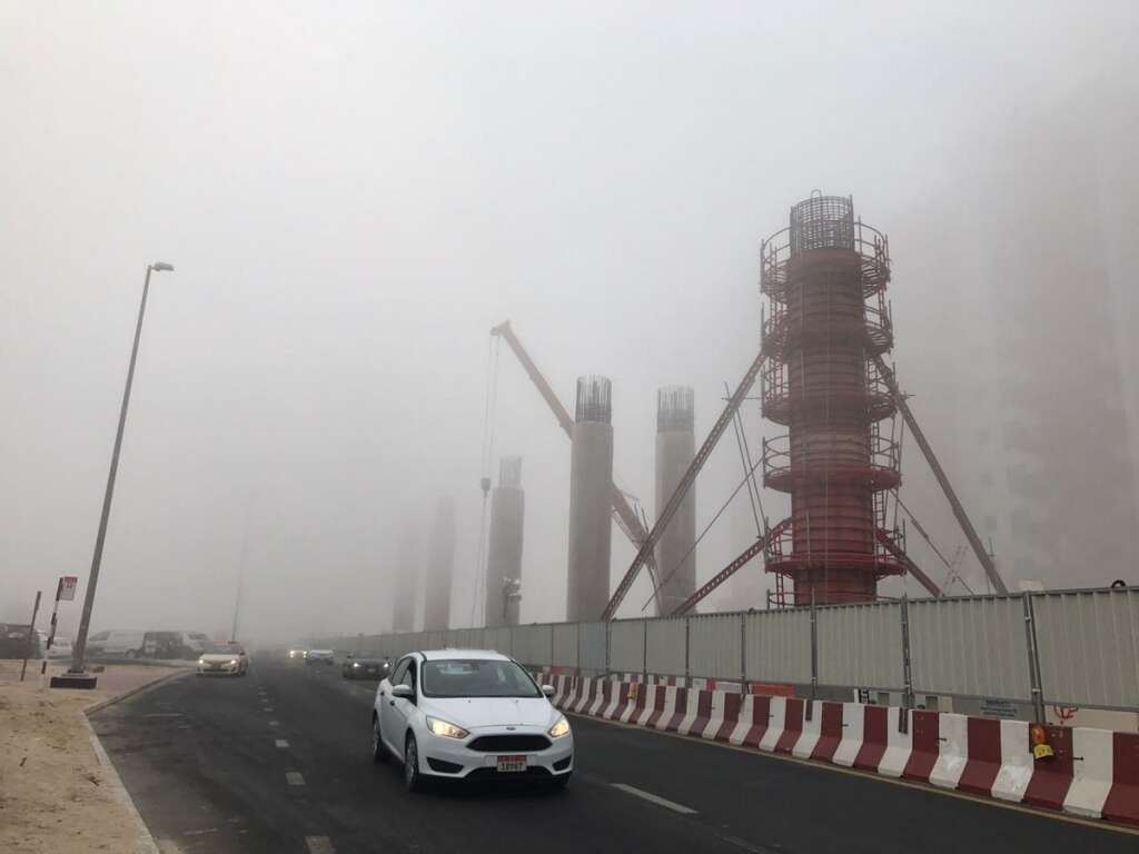 Fog, mist continues: Weather to get milder in UAE?
