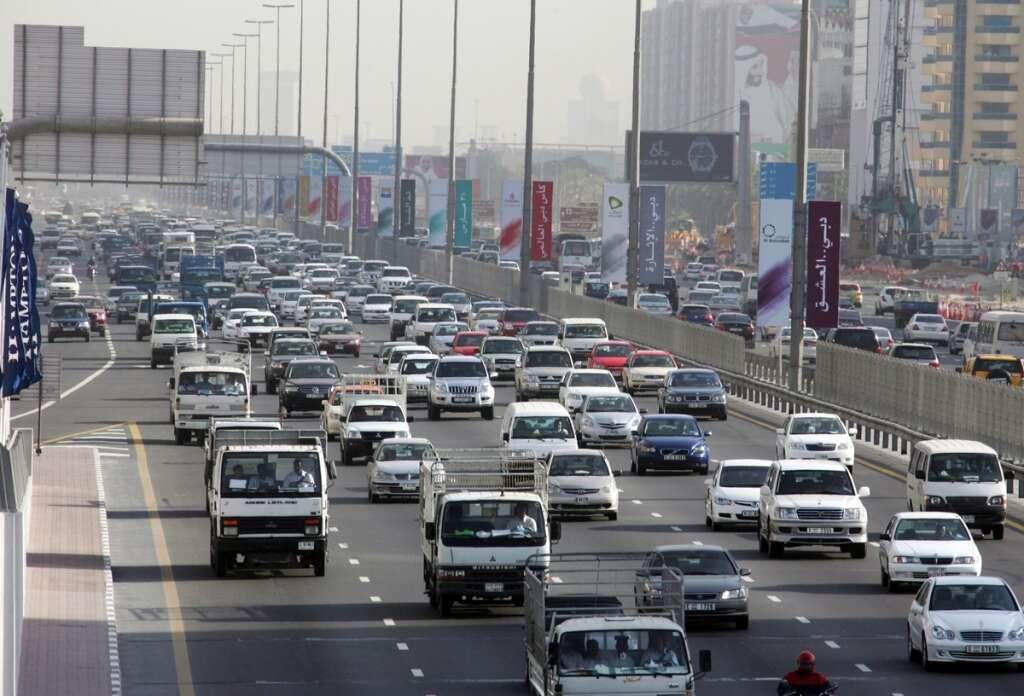 Car insurance premium in UAE drops 9.5% in H1