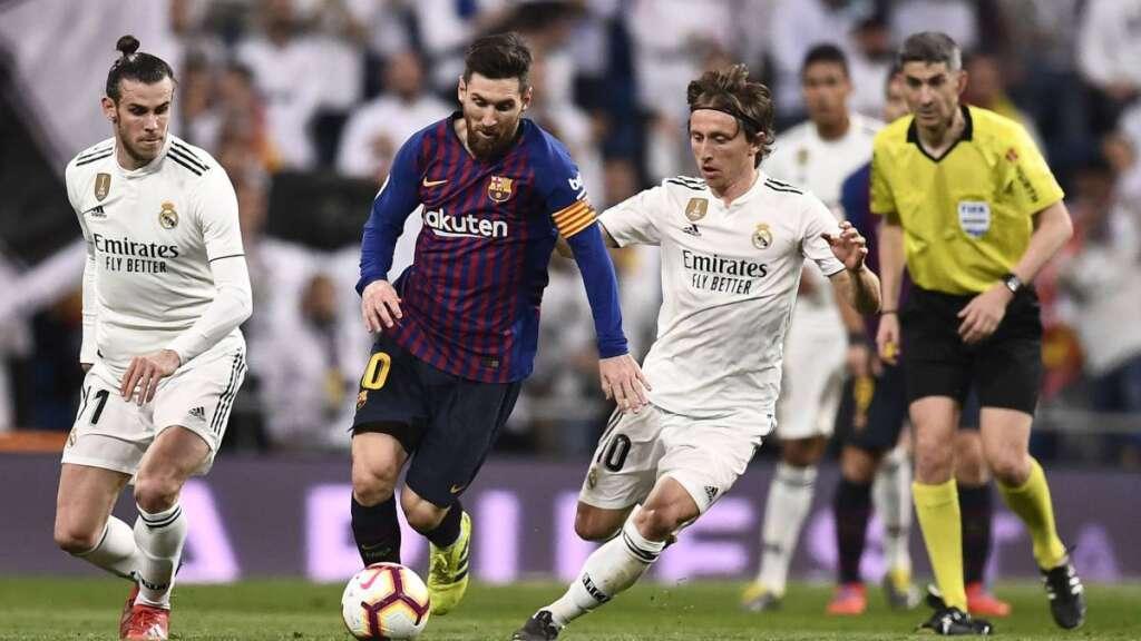Barcelona, real madrid, la liga fixtures