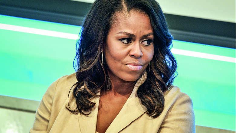 Michelle 'blocked out' Trump as president - Khaleej Times