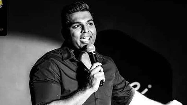 comedian dies on stage, Manjunath Naidu, Al Barsha, Dubai, comedian dies during performance